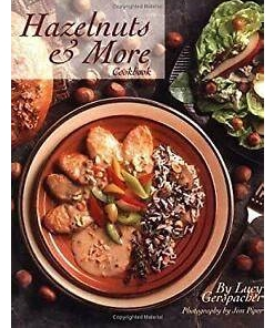 hazelnuts and more cook book