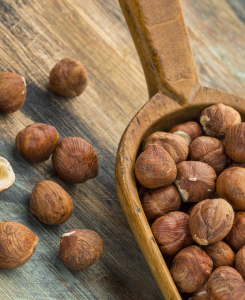 Natural Hazelnuts